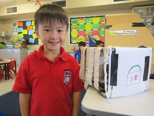 Rehoboth Christian College Around the World with Pre-Primary