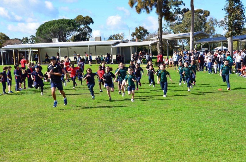 Primary Cross Country 2017