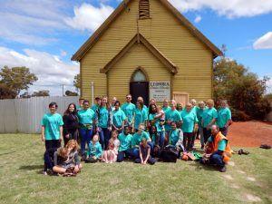 Rehoboth Christian College Guardians of Ancora: Leonora Bush Mission Trip 2017