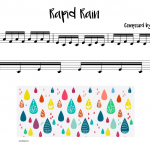 Creative Compositions - Rapid_Rain_by_Isaac