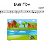 Creative Compositions - River_Flow_by_Joel
