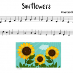Creative Compositions - Sunflowers_by_Claris